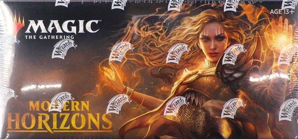 マジック:ザ・ギャザリング モダンホライゾン 英語版 36パック入りBOX[Wizards of the Coast]【送料無料】《発売済・在庫品》