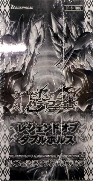 フューチャーカード 神バディファイト トライアルデッキ 第2弾 レジェンドオブダブルホルス 6パック入りBOX[ブシロード]《在庫切れ》