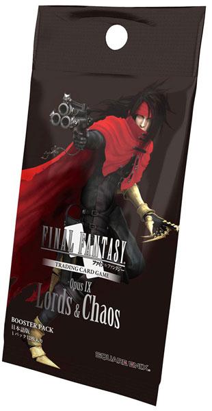 【特典】FF-TCG Opus IXブースターパック Lords & Chaos 日本語版 36パック入りBOX[ホビージャパン]《在庫切れ》