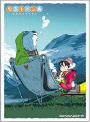 キャラクタースリーブ ゆるキャン△(J)(EN-781) パック[エンスカイ]《発売済・在庫品》