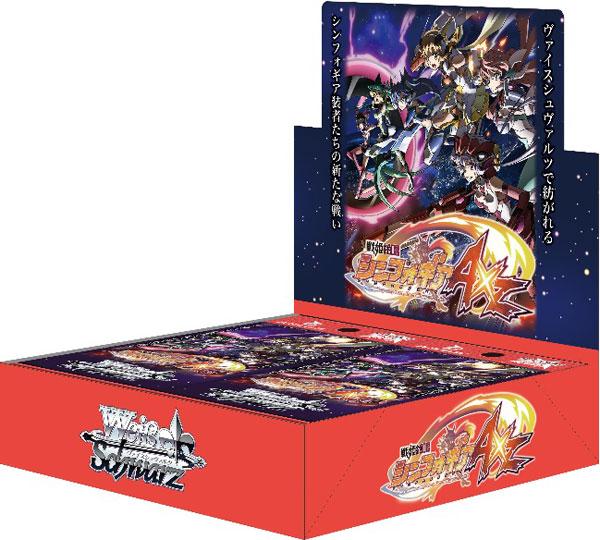 【特典】ヴァイスシュヴァルツ ブースターパック 戦姫絶唱シンフォギアAXZ 16パック入りBOX[ブシロード]《09月予約》