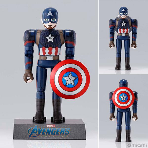 超合金HEROES キャプテン・アメリカ[BANDAI SPIRITS]《発売済・在庫品》