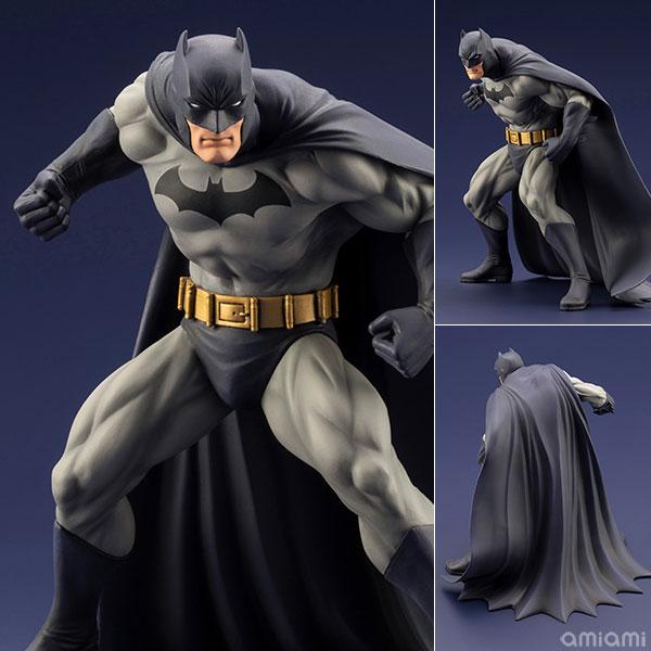 ARTFX+ DC UNIVERSE バットマン HUSH 1/10 完成品フィギュア[コトブキヤ]《08月予約》