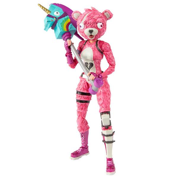 『フォートナイト』 アクションフィギュア 7インチ#01 ピンクのクマちゃん[マクファーレントイズ]《在庫切れ》
