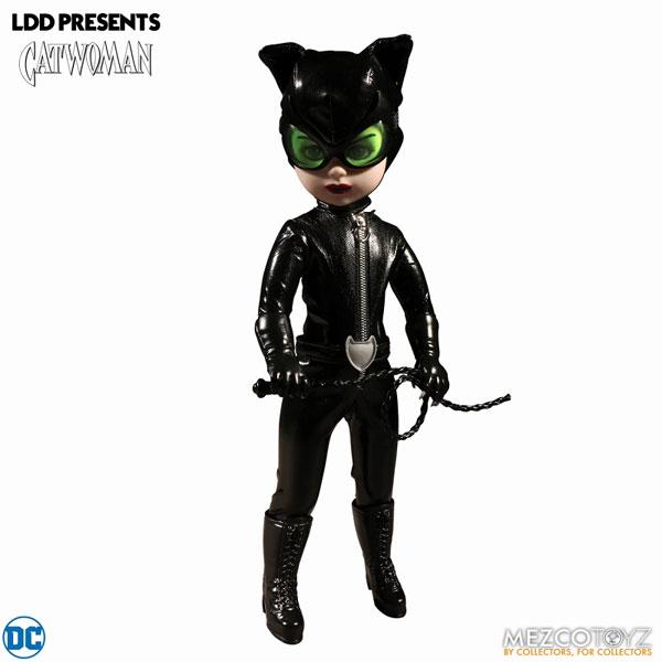 リビングデッドドールズ/ LDD presents DCコミックス: キャットウーマン[メズコ]《09月仮予約》