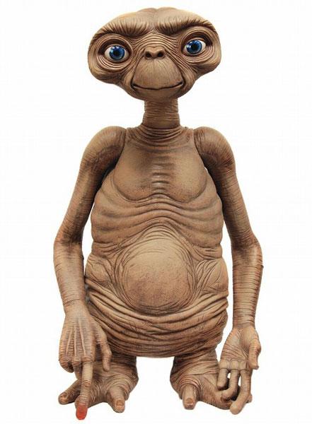 E.T./ E.T.(イーティー) スタント パペット プロップレプリカ(再販)[ネカ]【同梱不可】【送料無料】《在庫切れ》