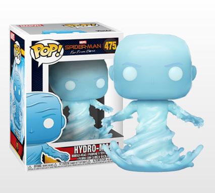 POP! 『スパイダーマン:ファー・フロム・ホーム』ハイドロマン[ファンコ]《在庫切れ》