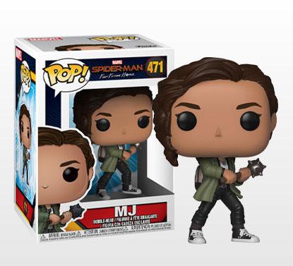 POP! 『スパイダーマン:ファー・フロム・ホーム』MJ[ファンコ]《発売済・在庫品》