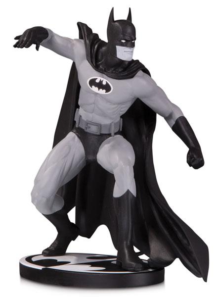 『DCコミックス』 ブラック&ホワイト バットマン By ジーン・コーラン[DCコレクティブル]《在庫切れ》