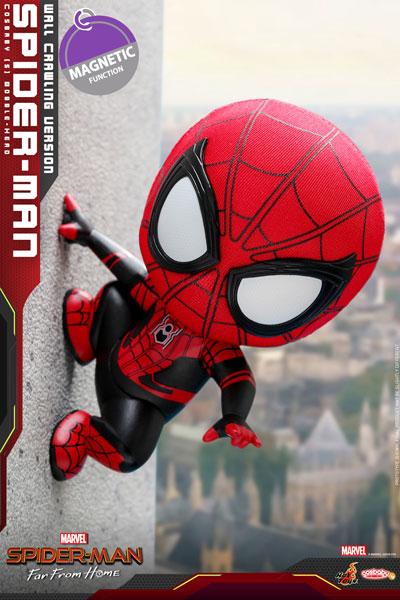 コスベイビー 『スパイダーマン:ファー・フロム・ホーム』[サイズS]スパイダーマン(壁はりつき版)[ホットトイズ]《在庫切れ》