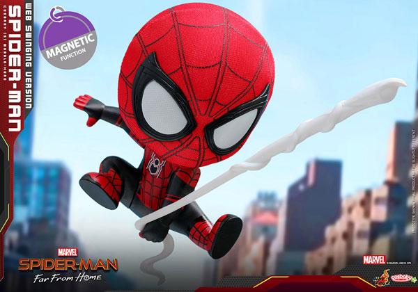コスベイビー 『スパイダーマン:ファー・フロム・ホーム』[サイズS]スパイダーマン(ウェブ・スウィング版)[ホットトイズ]《発売済・在庫品》