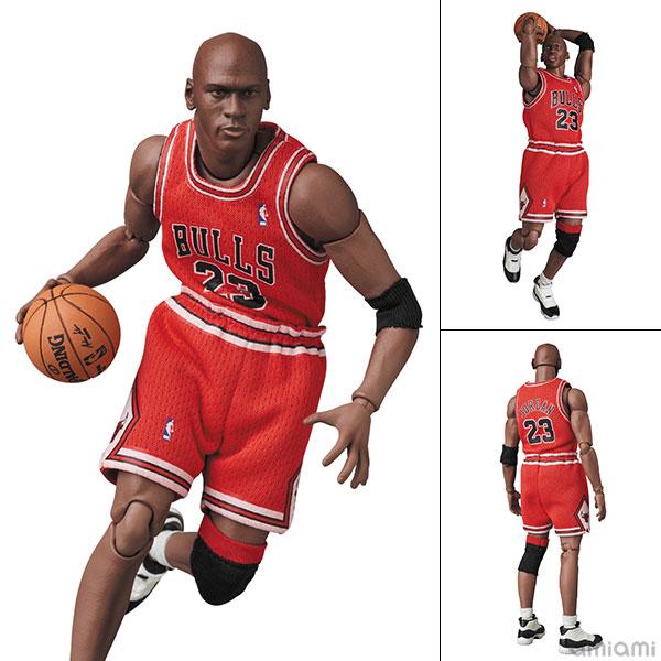 マフェックス No.100 MAFEX Michael Jordan(Chicago Bulls)[メディコム・トイ]《在庫切れ》