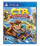 PS4 北米版 Crash Team Racing Nitro Fueled[Activision]《在庫切れ》