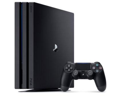 PlayStation4 Pro ジェット・ブラック 1TB[SIE]【送料無料】《在庫切れ》