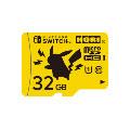 ポケットモンスター microSDカード32GB [ピカチュウ] (Switch用)[ホリ]《発売済・在庫品》