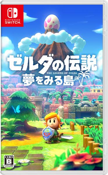 Nintendo Switch ゼルダの伝説 夢をみる島[任天堂]【送料無料】《在庫切れ》