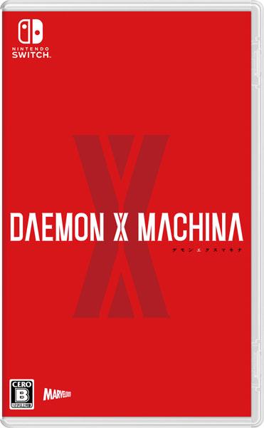 【特典】Nintendo Switch DAEMON X MACHINA[マーベラス]【送料無料】《発売済・在庫品》