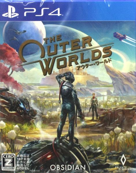 PS4 アウター・ワールド[テイクツー・インタラクティブ・ジャパン]《10月予約》