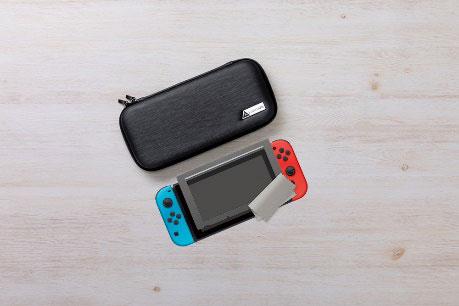 スターティングセット ヘアラインブラック (Switch用)[カンパーニュ]《発売済・在庫品》