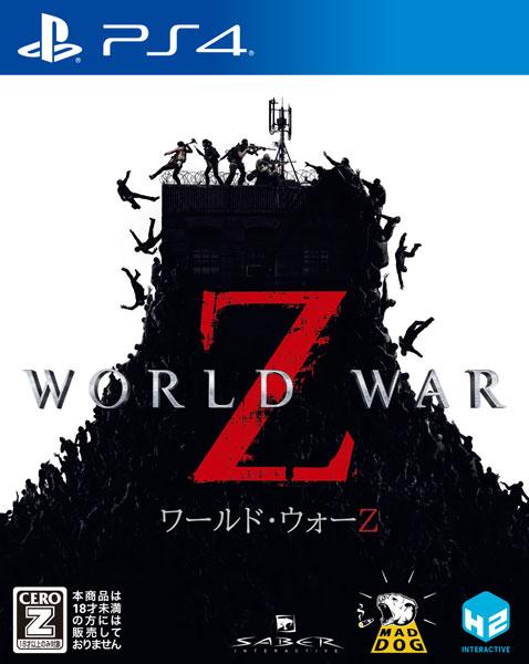 【特典】PS4 WORLD WAR Z[H2 Interactive]《在庫切れ》