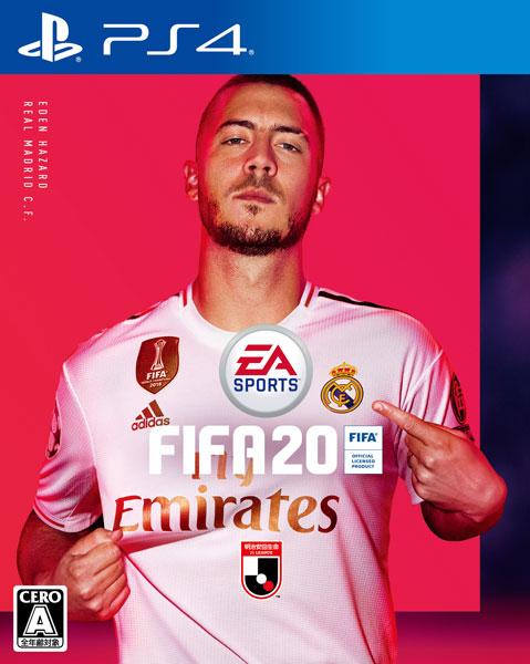 【特典】PS4 FIFA 20 通常版[EA]《在庫切れ》