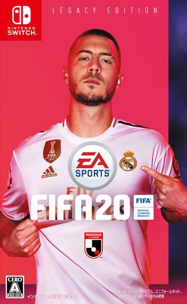 Nintendo Switch FIFA 20 Legacy Edition[EA]《在庫切れ》