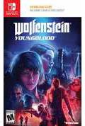 Nintendo Switch 北米版 Wolfenstein Youngblood[ベセスダ・ソフトワークス]《在庫切れ》