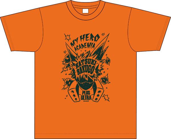 僕のヒーローアカデミア ヒーローTシャツvol.4 爆豪[ムービック]《在庫切れ》
