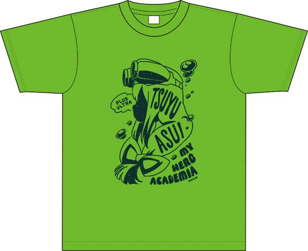僕のヒーローアカデミア ヒーローTシャツvol.4 蛙吹[ムービック]《在庫切れ》
