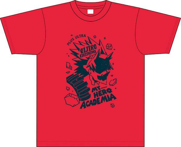 僕のヒーローアカデミア ヒーローTシャツvol.4 切島[ムービック]《在庫切れ》