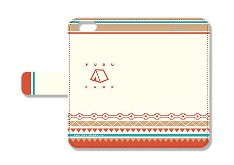 ゆるキャン△ スマホケース ロゴデザイン iPhone5(再販)[TOSYO]《在庫切れ》
