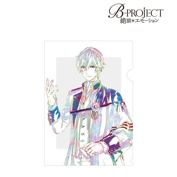 B-PROJECT~絶頂*エモーション~ 北門倫毘沙 Ani-Art クリアファイル(再販)[アルマビアンカ]《03月予約》