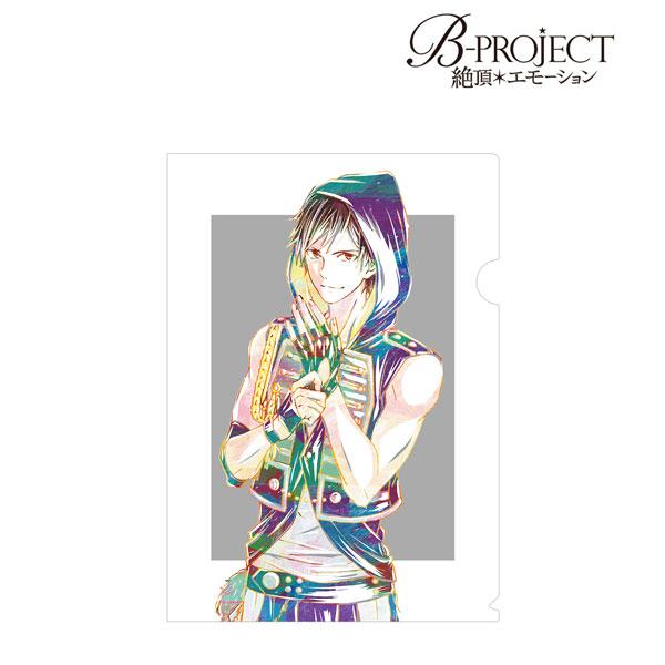 B-PROJECT~絶頂*エモーション~ 金城剛士 Ani-Art クリアファイル(再販)[アルマビアンカ]《03月予約》