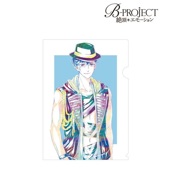 B-PROJECT~絶頂*エモーション~ 愛染健十 Ani-Art クリアファイル[アルマビアンカ]《在庫切れ》