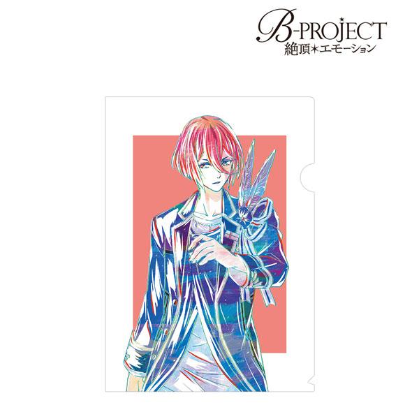 B-PROJECT~絶頂*エモーション~ 音済百太郎 Ani-Art クリアファイル(再販)[アルマビアンカ]《在庫切れ》