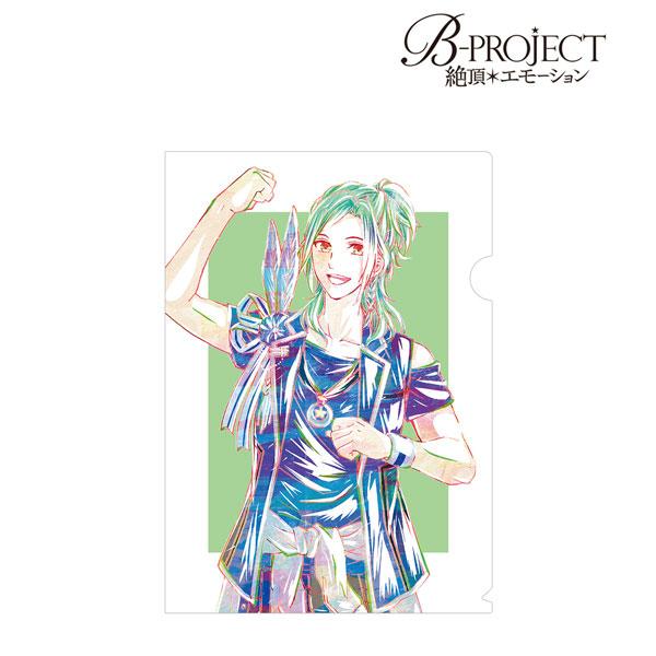 B-PROJECT~絶頂*エモーション~ 王茶利暉 Ani-Art クリアファイル(再販)[アルマビアンカ]《在庫切れ》