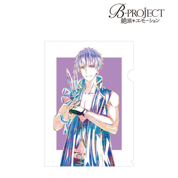 B-PROJECT~絶頂*エモーション~ 野目龍広 Ani-Art クリアファイル(再販)[アルマビアンカ]《03月予約》