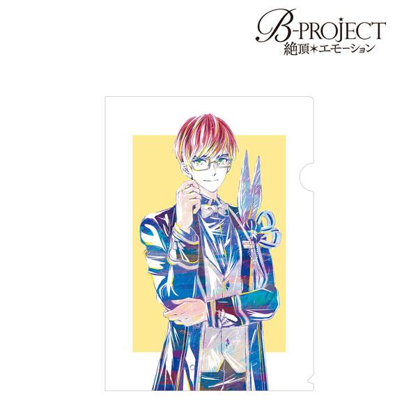 B-PROJECT~絶頂*エモーション~ 釈村帝人 Ani-Art クリアファイル(再販)[アルマビアンカ]《03月予約》