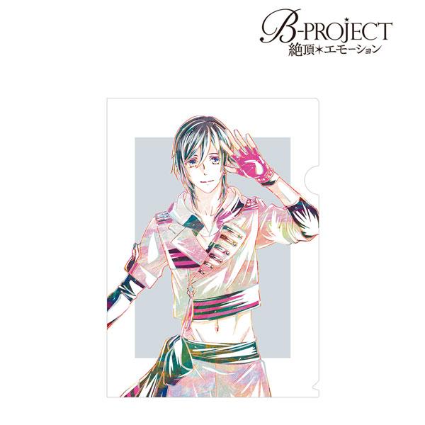B-PROJECT~絶頂*エモーション~ 寺光唯月 Ani-Art クリアファイル[アルマビアンカ]《在庫切れ》