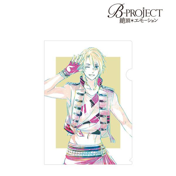 B-PROJECT~絶頂*エモーション~ 寺光遙日 Ani-Art クリアファイル[アルマビアンカ]《在庫切れ》
