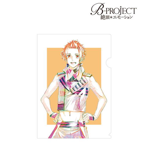 B-PROJECT~絶頂*エモーション~ 不動明謙 Ani-Art クリアファイル(再販)[アルマビアンカ]《03月予約》