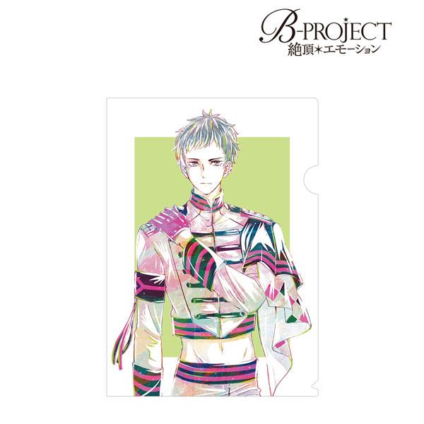 B-PROJECT~絶頂*エモーション~ 殿弥勒 Ani-Art クリアファイル(再販)[アルマビアンカ]《03月予約》
