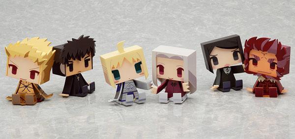 Fate/Zero グラフィグ++ Fate/Zero I ノーマル全6種+シークレット全1種セット