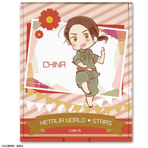 ヘタリア World★Stars コンパクトミラー デザイン08(中国)[ライセンスエージェント]《在庫切れ》