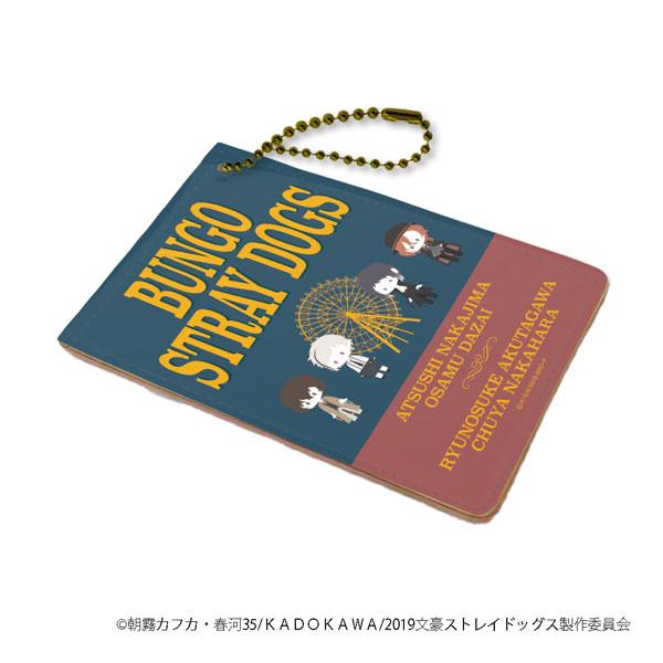 キャラパス「文豪ストレイドッグス」08/中島&太宰&芥川&中原(ぽすてる)[A3]《在庫切れ》