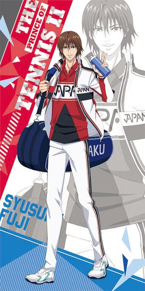 新テニスの王子様 ビジュアルバスタオル (3)不二周助[エンスカイ]《07月予約》
