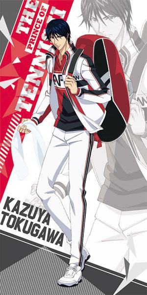 新テニスの王子様 ビジュアルバスタオル (16)徳川カズヤ[エンスカイ]《在庫切れ》