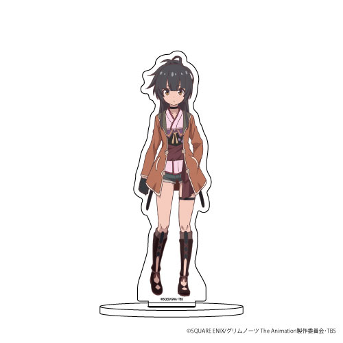 キャラアクリルフィギュア「グリムノーツ The Animation」04/シェイン[A3]《発売済・在庫品》