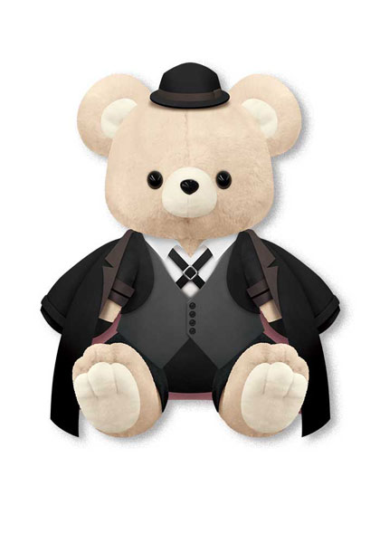 es ninoシリーズ My Dear Bear 文豪ストレイドッグス 中原中也[コトブキヤ]【送料無料】《在庫切れ》