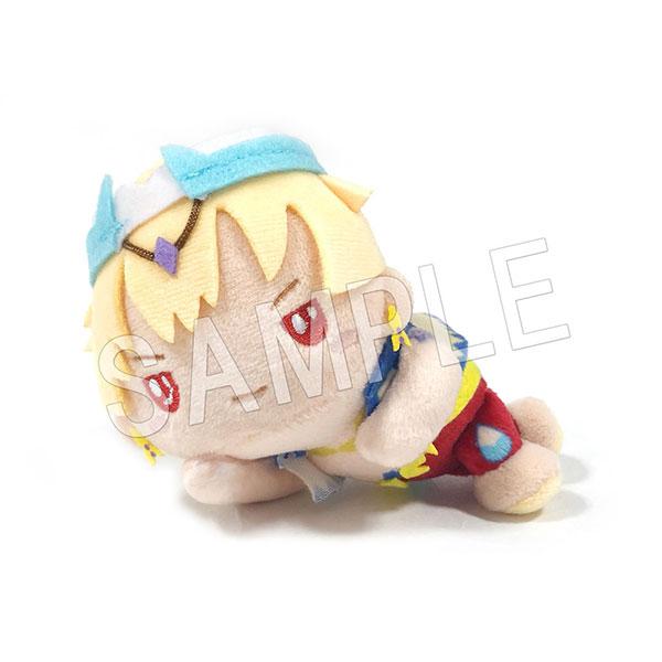Fate/Grand Order by Sanrio そいねっころん ぬいぐるみ ギルガメッシュ(キャスター)[中外鉱業]《発売済・在庫品》